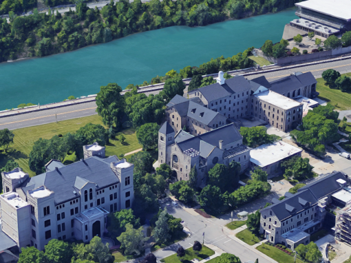 Vincentian Residence at Niagara University, New York