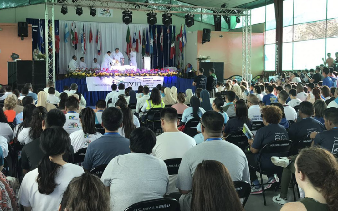 Meeting of Vincentian Youth in Panama, January 2019