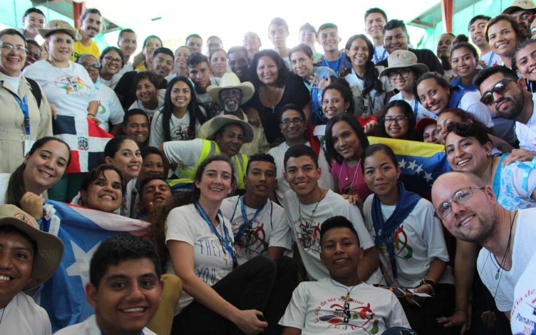 Vincentian Youth Experience World Youth Day