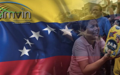 Worldwide Vincentian Family Stands with the People of Venezuela